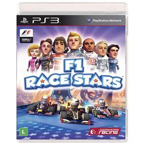 Jogo F1 Race Stars - Playstation 3 - Codemasters