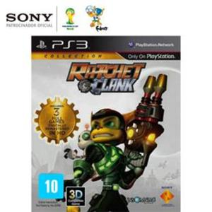 Jogo Ratchet & Clank Collection - Playstation 3 - Sieb