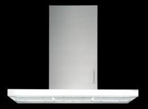 Coifa de Parede Falmec 90 Cm Lux Inox - 220v - Com Vidro - K46612i