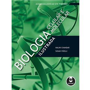 Biologia Celular e Molecular Ilustrada