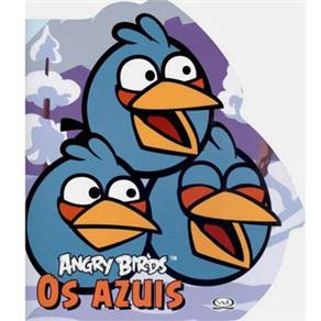 Angry Birds: os Azuis