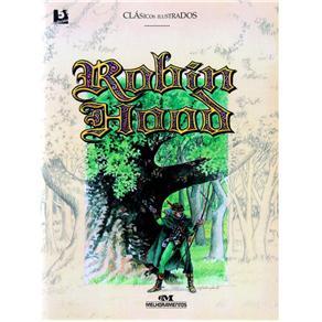Robin Hood - Serie Classicos Ilustrados Espanhol
