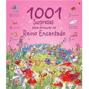Reino Encantado: 1001 Surpresas para Encontrar