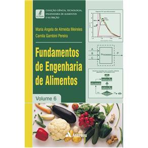 Fundamentos de Engenharia de Alimentos