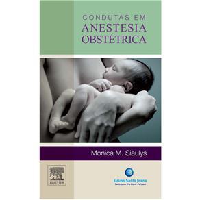 Condutas em Anestesia Obstetrica