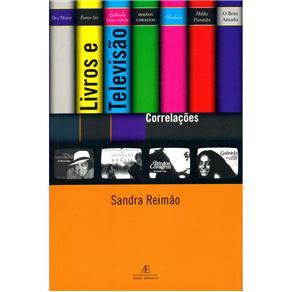 Livros e Televisao - Correlacaoes