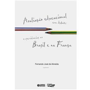 Avaliacao Educacional em Debate Experiencias no Brasil e na Franca