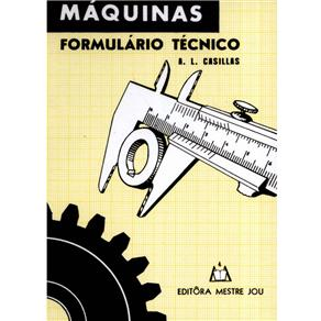 Maquinas: Formulario Tecnico