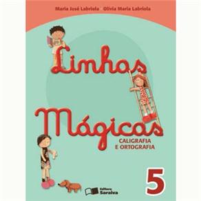 Linhas Mag Cal Ort - 5º Ano - 4ª Série (2012 - Edição 6)
