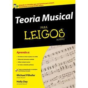 Teoria Musical para Leigos (2013 - Edição 1)