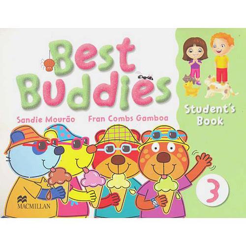 Best Buddies 3 - Students Book