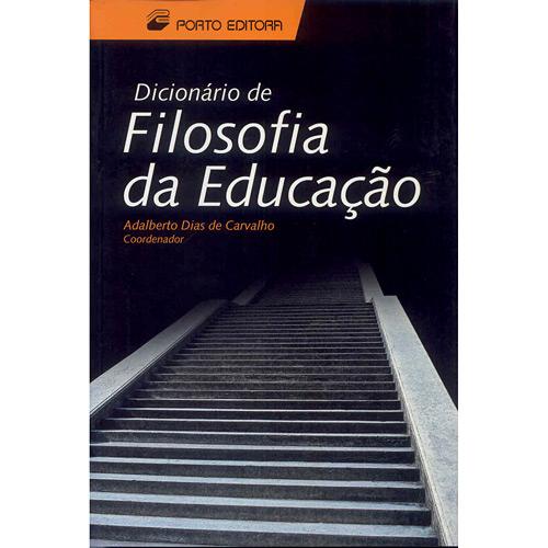 Dicionário de Filosofia da Educação