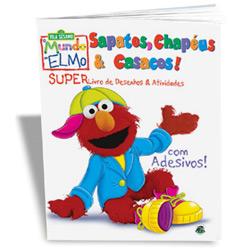 O Mundo de Elmo - Sapatos, Chapéus & Casacos!