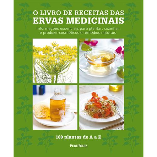 Livro de Receitas das Ervas Medicinais, O