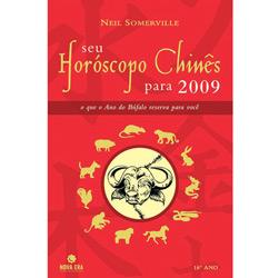 Seu Horóscopo Chinês para 2009