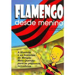 Flamengo Desde Menino