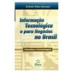 Informaçao Tecnologica e para Negocios no Brasil