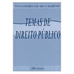 Temas de Direito Publico