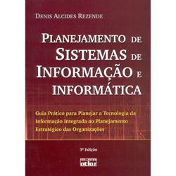 Planejamento de Sistemas de Informação e Informática