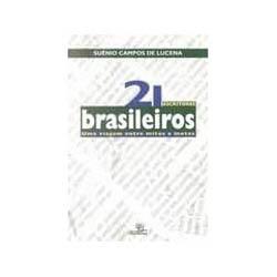 21 Escritores Brasileiros
