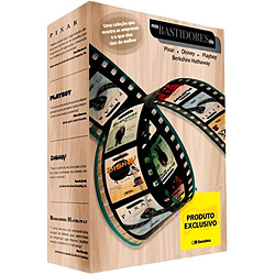 Box - nos Bastidores - 4 Livros