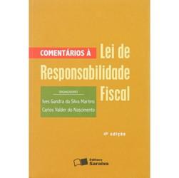 Comentários a Lei de Responsabilidade Fiscal