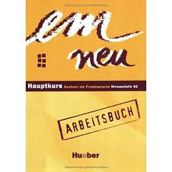 Em Neu - Arbeitsbuch - Deutsch Als Fremdsprache - Niveaustufe B2