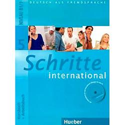Schritte International 5 - Kursbuch + Arbeitsbuch - Niveau B1/1
