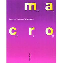 Tipografía Macro Y Micro Estética