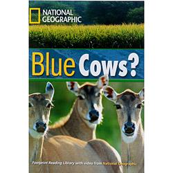 Blue Cows?