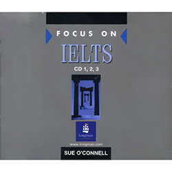 Focus On Ielts - Cd 1, 2, 3