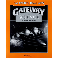 Gateway To Science - Vocabulary And Concepts - Workbook With Labs