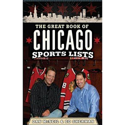 Great Book Of Chicago Sports Lists, The