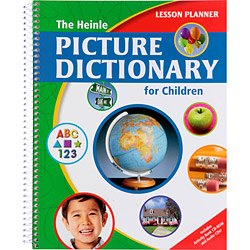 Heinle Picture Dictionary For Children (lesson Planner), The