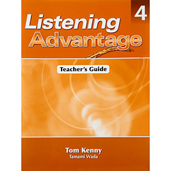 Listening Advantage 4 - Teachers Guide