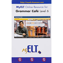 Myelt Online Resource For - Grammar Café - Level 6