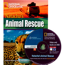 Natachas Animal Rescue - Footprint Reading Library With Video From National Geographic