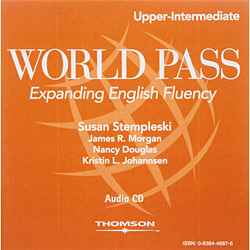 World Pass - Expanding English Fluency - Upper Intermediate - Audio Cd