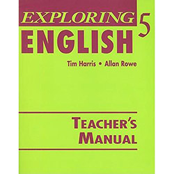 Exploring English 5: Teacher's Manual