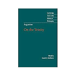 Augustine - On The Trinity Books 8-15