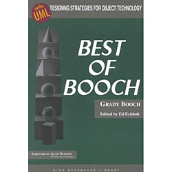 Best Of Booch - Designing Strategies For Object Technology