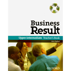 Business Result: Upper-intermediate Teachers Book Pack