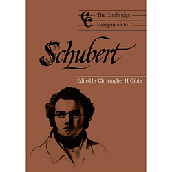 Cambridge Companion To Schubert, The