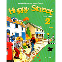 Happy Street - Level 2 Class Book