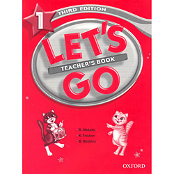 Lets Go - Level 1, Third Edition Teachers Book