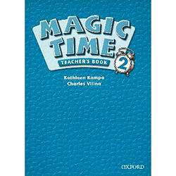 Magic Time 2 - Teachers Book