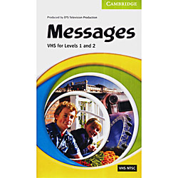 Messages - Level 1 And 2 - Vhs And Booklet