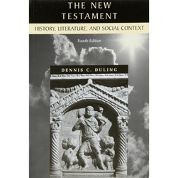 New Testament - History, Literature, And Social Context, The