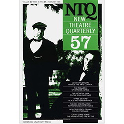 New Theatre Quarterly 57