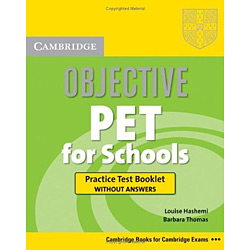 Objective Pet For Schools